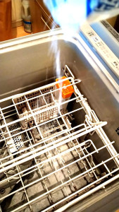 食洗機庫内クリーナー